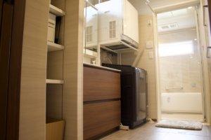 洗面室は「安く・使いやすく」を重視!こうしてコストダウンを実現したよ